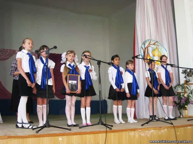 с. Кубышево V детский Пасхальный фестиваль
