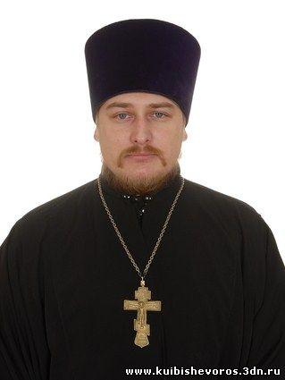 Священник Максим Вишневский